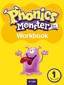 "<font title=""Phonics Monster 1 : WorkBook 2E (paperback)"">Phonics Monster 1 : WorkBook 2E (paperba...</font>"