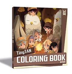 타이니탄 컬러링북