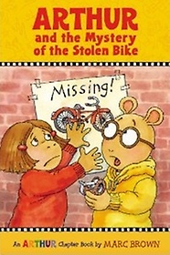 """<font title=""""Arthur and the Mystery of the Stolen Bike (Paperback)"""">Arthur and the Mystery of the Stolen Bik...</font>"""