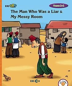 "<font title=""[EBS 초등영어] EBS 초목달 The Man Who Was a Liar & My Messy Room - Venus 2-2"">[EBS 초등영어] EBS 초목달 The Man Who Wa...</font>"