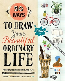 "<font title=""50 Ways to Draw Your Beautiful, Ordinary Life (Paperback)"">50 Ways to Draw Your Beautiful, Ordinary...</font>"