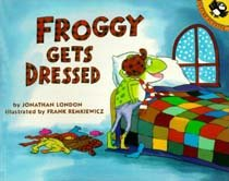 Froggy Gets Dressed (Paperback/ Reprint Edition)