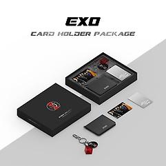 엑소(EXO) - 카드지갑 패키지 [한정판]