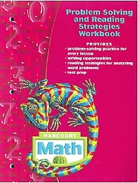 Harcourt Math 6 - Problem Solving Workbook, 2007 (Paperback)