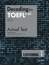 "<font title=""Decoding the TOEFL iBT Actual Test LISTENING 1"">Decoding the TOEFL iBT Actual Test LIS...</font>"