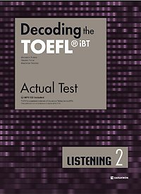 "<font title=""Decoding the TOEFL iBT Actual Test LISTENING 2"">Decoding the TOEFL iBT Actual Test LIS...</font>"