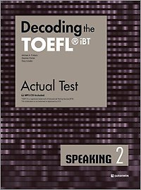 "<font title=""Decoding the TOEFL iBT Actual Test SPEAKING 2"">Decoding the TOEFL iBT Actual Test SPE...</font>"
