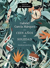 """<font title=""""Cien anos de soledad/ One Hundred Years of Solitude (Paperback) - Spanish Edition"""">Cien anos de soledad/ One Hundred Years ...</font>"""
