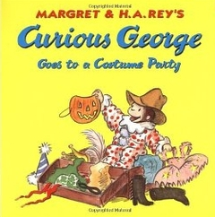 """<font title=""""Curious George Goes to a Costume Party (Paperback)"""">Curious George Goes to a Costume Party (...</font>"""