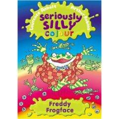 Freddy Frogface (Paperback)