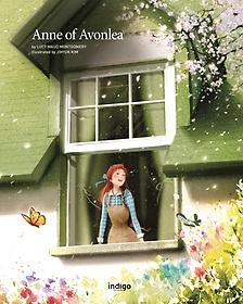 Anne of Avonlea 에이번리의 앤 (영문판)