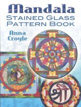 "<font title=""Mandala Stained Glass Pattern Book (Paperback) "">Mandala Stained Glass Pattern Book (Pape...</font>"