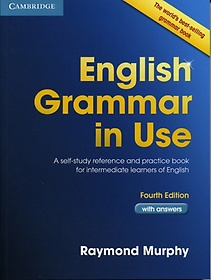 English Grammar In Use with Answers (Paperback/ 4th Ed./ 영국식영어)