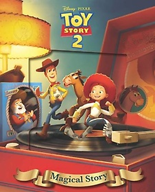 """<font title=""""Disney Toy Story 2: Magical Story (Hardcover)"""">Disney Toy Story 2: Magical Story (Hardc...</font>"""