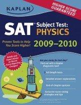 "<font title=""Kaplan SAT Subject Test Physics 2009-2010 (Paperback)"">Kaplan SAT Subject Test Physics 2009-201...</font>"