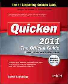 Quicken 2011 (Paperback / 1st Ed.)