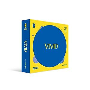 에이비식스(AB6IX) - 2ND EP [VIVID](V Ver.)