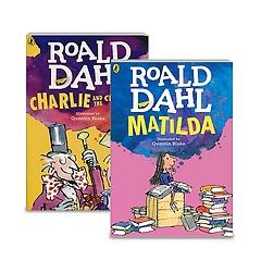 Roald Dahl 베스트 2종 패키지