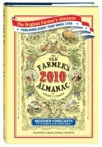 The Old Farmer's Almanac (Hardcover/ 2010)
