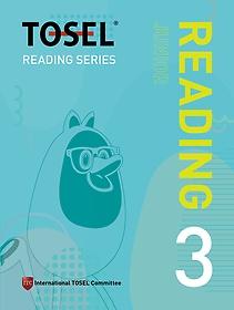 TOSEL 리딩 Reading Series Junior 3