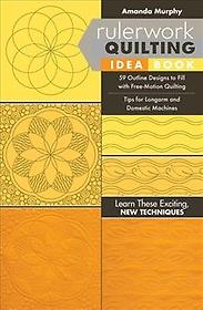 Rulerwork Quilting Idea Book (Paperback)