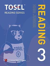 TOSEL 리딩 Reading Series High Junior 3