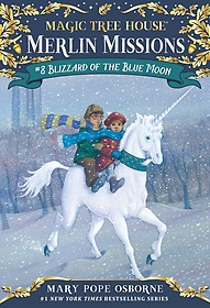 "<font title=""Merlin Mission #8 : Blizzard of the Blue Moon(Paperback/ Reprint Edition)"">Merlin Mission #8 : Blizzard of the Blue...</font>"
