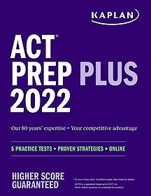 "<font title=""ACT Prep Plus 2022: 5 Practice Tests + Proven Strategies + Online (Paperback)"">ACT Prep Plus 2022: 5 Practice Tests + P...</font>"