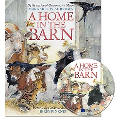 """<font title=""""노부영 A Home in the Barn (Hardcover + CD)"""">노부영 A Home in the Barn (Hardcover + C...</font>"""