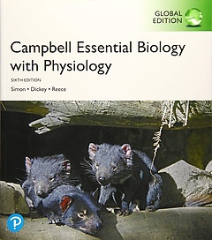 Campbell Essential Biology with Physiology, Global Edition (Paperback, 6th Edition) 책표지