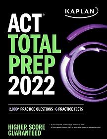 "<font title=""ACT Total Prep 2022: 2,000+ Practice Questions + 6 Practice Tests (Paperback)"">ACT Total Prep 2022: 2,000+ Practice Que...</font>"