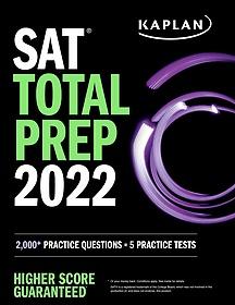 """<font title=""""SAT Total Prep 2022: 2,000+ Practice Questions + 5 Practice Tests (Paperback)"""">SAT Total Prep 2022: 2,000+ Practice Que...</font>"""