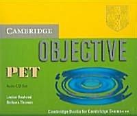 """<font title=""""Objective Pet Audio CD Set (3 CDs) (Audio CD)"""">Objective Pet Audio CD Set (3 CDs) (Audi...</font>"""