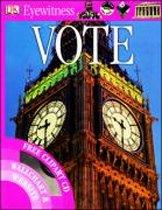 """<font title=""""[한정판매] DK Eyewitness : Vote (Paperback+Free Clipart CD)"""">[한정판매] DK Eyewitness : Vote (Paperba...</font>"""