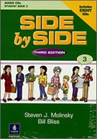 """<font title=""""SIDE BY SIDE 3 : Student Book Audio CD (3rd Edition/ 8 CDs Only/ 교재별매)"""">SIDE BY SIDE 3 : Student Book Audio CD (...</font>"""