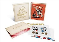 """<font title=""""The Art of Cuphead Limited Edition (Hardcover)"""">The Art of Cuphead Limited Edition (Hard...</font>"""