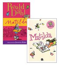 Matilda 패키지 (원서+ 단어장)