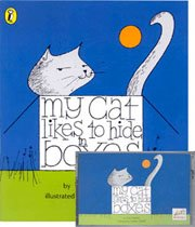 [노부영]My Cat Likes to Hide in Boxes (Paperback+ CD)