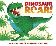 Dinosaur Roar! (Paperback)