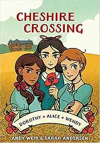 """<font title=""""Cheshire Crossing (Graphic Novel) (Paperback)"""">Cheshire Crossing (Graphic Novel) (Paper...</font>"""
