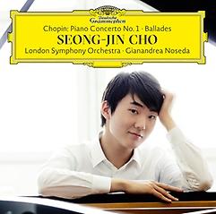 쇼팽: 피아노 협주곡 1번, 발라드 - 조성진 [디럭스 에디션]