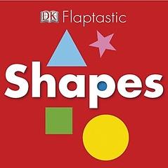 DK Flaptastic: Shapes (Board book)