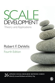 Scale Development (Paperback / 4th Ed.)