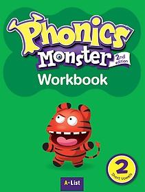 "<font title=""Phonics Monster 2 :  WorkBook 2E (paperback)"">Phonics Monster 2 :  WorkBook 2E (paperb...</font>"