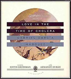 """<font title=""""Love in the Time of Cholera (CD / Unabridged)"""">Love in the Time of Cholera (CD / Unabri...</font>"""