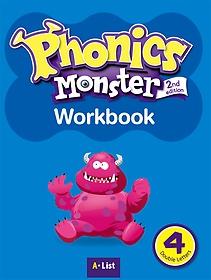 "<font title=""Phonics Monster 4 : WorkBook 2E (paperback)"">Phonics Monster 4 : WorkBook 2E (paperba...</font>"