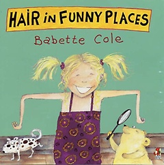 Hair In Funny Places (Paperback)