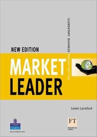 """<font title=""""Market Leader New Edition! Elementary Test File (Paperback / 2nd Ed.)"""">Market Leader New Edition! Elementary Te...</font>"""