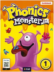"""<font title=""""Phonics Monster 2E 1 Teacher"""