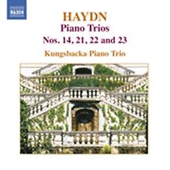 하이든: 피아노 트리오 Hob.XV:14, 21-23